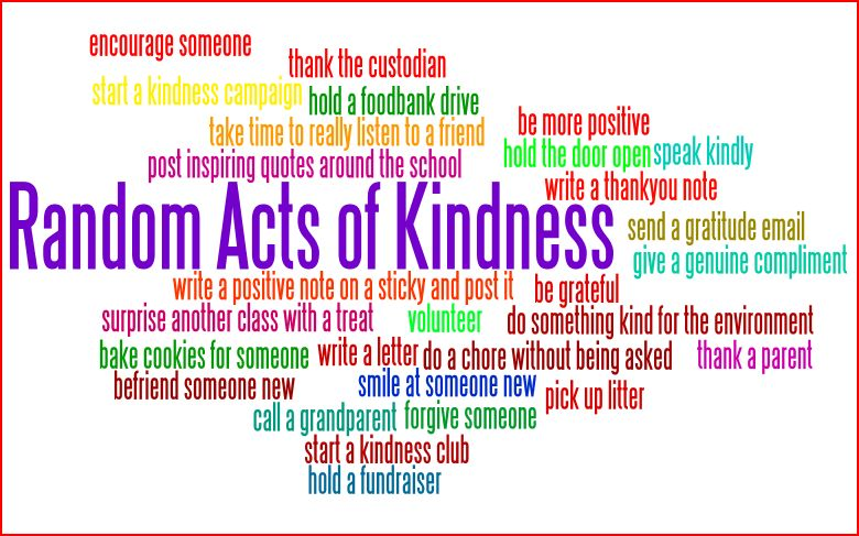 Image result for acts of kindness