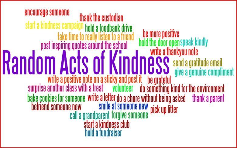 500 Word Essay On Kindness
